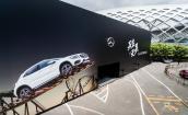 梅赛德斯-奔驰GLA SUV 夏日狂潮音乐派对
